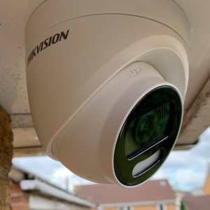 Hikvision 24-7 colour cameras Installed